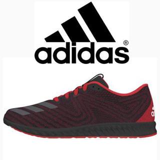 アディダス(adidas)の【足も喜ぶ快適な走り】アディダスAero BOUNCEランニングシューズ(シューズ)