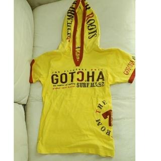 ガッチャ(GOTCHA)のガッチャ gotcha パーカーTシャツ(Tシャツ(半袖/袖なし))