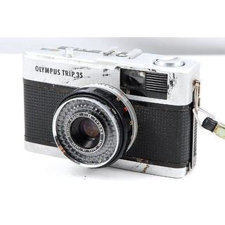 オリンパス(OLYMPUS)のOLYMPUS TRIP 35 D.Zuiko 40mm F2.8◆U681 (フィルムカメラ)