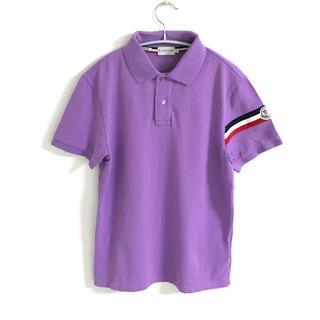 モンクレール(MONCLER)のモンクレール  ポロシャツ メンズ Moncler Tシャツ(ポロシャツ)