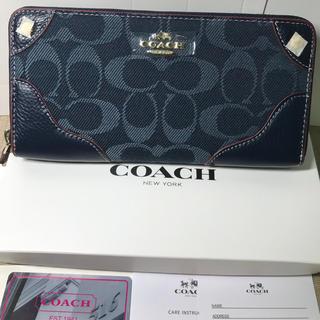COACH - COACH  長財布新品 コーチ