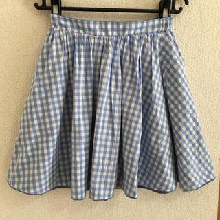 トランテアンソンドゥモード(31 Sons de mode)の31 sons de mode リバーシブルスカート(ミニスカート)