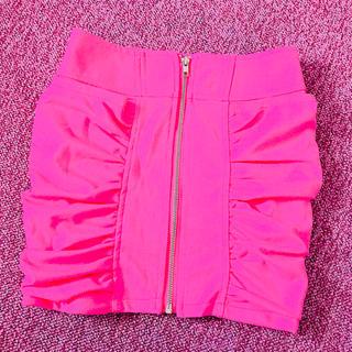 アビラピンク(AVIRA PINK)のスカート タイト pink*AVIRAPINK*アビラピンク【新品】(ミニスカート)