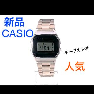 カシオ(CASIO)の新品 未使用 CASIO チープカシオ デジタルウォッチ 腕時計 SEIKO(腕時計(デジタル))
