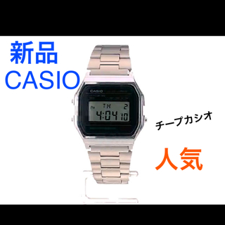 CASIO - 新品 未使用 CASIO チープカシオ デジタルウォッチ 腕時計 SEIKO