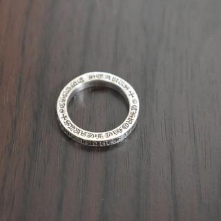 クロムハーツ(Chrome Hearts)の【まとめ割あり】クロムハーツ 超定番モチーフスペンサーリング3mm(リング(指輪))