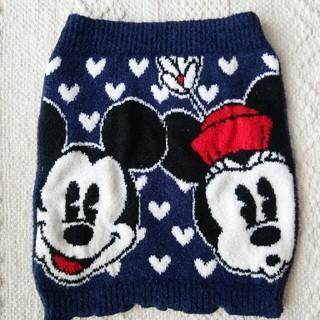 ディズニー(Disney)のディズニー腹巻き(アンダーシャツ/防寒インナー)
