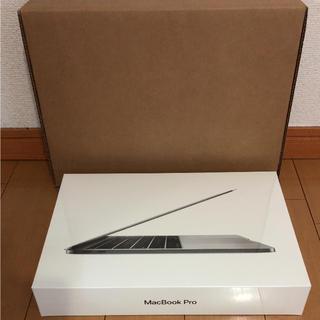 マック(Mac (Apple))の新品未使用未開封MacBook Pro13インチ(ノートPC)