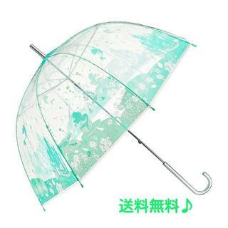 アリエル 大人 ビニール傘 60cm(傘)