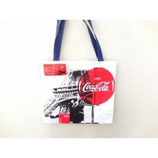 海外限定■コカ・コーラ トートバッグ/フランス パリ(トートバッグ)