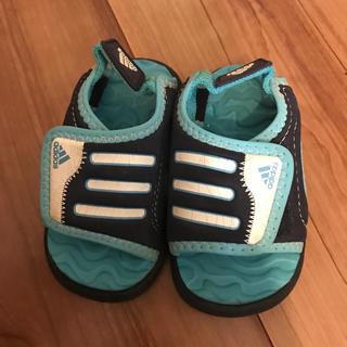 アディダス(adidas)のアディダス サンダル キッズ ベビー(サンダル)