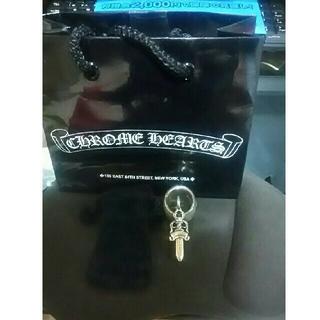 クロムハーツ(Chrome Hearts)のクロムハーツダブルダガーペンダント (ネックレス)