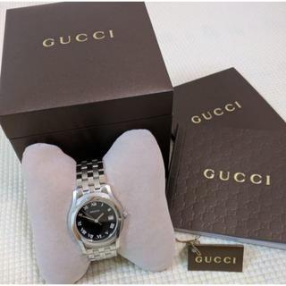 グッチ(Gucci)のお値引き!GUCCI 腕時計 メンズ 5500M Gクラス クオーツ(腕時計(アナログ))