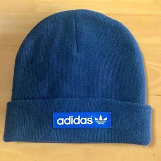 アディダス(adidas)のadidas オリジナルス ニット帽(ニット帽/ビーニー)