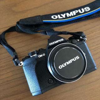 オリンパス(OLYMPUS)のOLYMPUS OM-D E-M5 MarkⅡ 単焦点17mm f1.8セット(ミラーレス一眼)