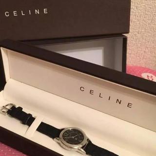 セリーヌ(celine)の【1】セリーヌ 腕時計 ほぼ新品(腕時計)