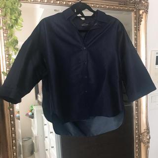 スタニングルアー(STUNNING LURE)のスタニングルアー 肩落としシャツ(シャツ/ブラウス(長袖/七分))