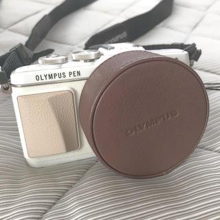 オリンパス(OLYMPUS)の美品♡OLYMPUS  PEN Lite E-PL7(ミラーレス一眼)