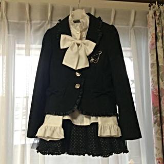 ミチコロンドン(MICHIKO LONDON)の女児用スーツ(その他)