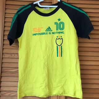 アディダス(adidas)のアディダス Tシャツ 140センチ(Tシャツ/カットソー)