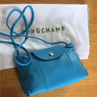 LONGCHAMP - ロンシャン Longchamp プリアージュ ポシェット 新品未使用