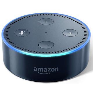 エコー(ECHO)のEcho Dot (エコードット) - スマートスピーカー ブラック(スピーカー)