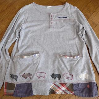 ドラッグストアーズ(drug store's)のDrug store's のロンT  Lサイズ(Tシャツ(長袖/七分))