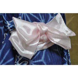 浴衣へこ帯 半幅帯 ハンドメイド(浴衣)