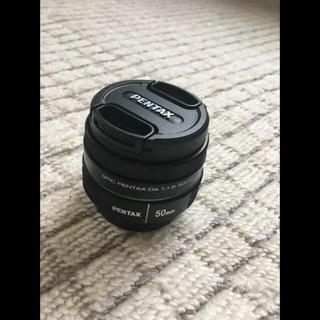 PENTAX - smc PENTAX-DA 50mmF1.8 単焦点レンズ