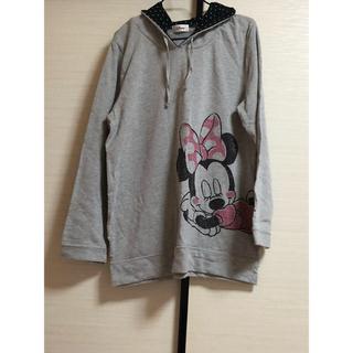 ディズニー(Disney)のパーカー ミニーマウス(パーカー)