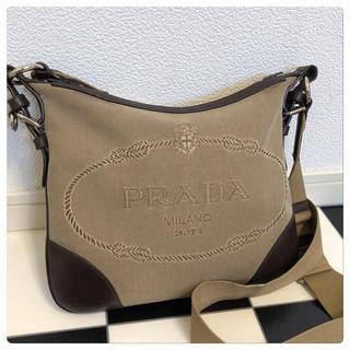 PRADA - 《美品》PRADA(プラダ)ショルダーバッグ