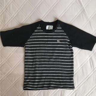 アーノルドパーマー(Arnold Palmer)のアーノルドパーマー Tシャツ メンズ レディース ボーダー(Tシャツ/カットソー(半袖/袖なし))