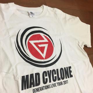 GENERATIONS MAD CYCLONE TシャツSサイズ(ミュージシャン)