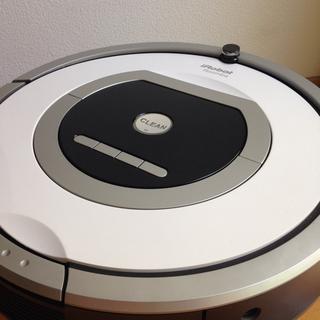 アイロボット(iRobot)の◇ルンバ760◇大容量バッテリー交換済(7/16)◇付属品・専用箱付(掃除機)
