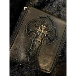 クロムハーツ(Chrome Hearts)のクロス財布クロムハーツ好きに(折り財布)