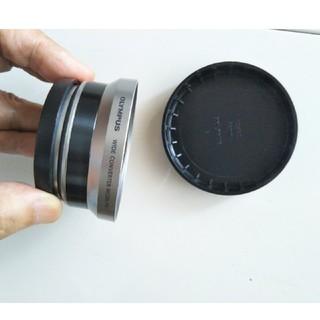 オリンパス(OLYMPUS)のOlympus wide converter WCON P01(ミラーレス一眼)