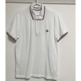 モンクレール(MONCLER)のMONCLER モンクレール ポロシャツ(ポロシャツ)