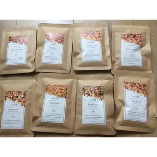 送料無料 人気の紅茶ブランド【TEAtriCO(ティートリコ)】セット(茶)