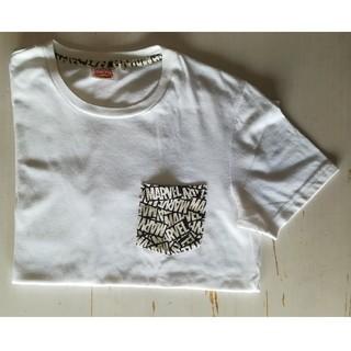 ジーユー(GU)のGU MARVEL Tシャツ (Tシャツ(半袖/袖なし))