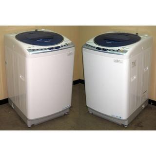 ★送料無料★キレイ★パナソニック★送風乾燥★7kg洗濯機(8S90869)