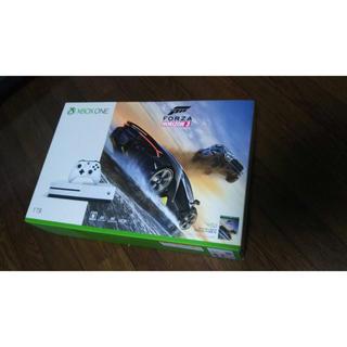 エックスボックス(Xbox)のXbox One S 1TB Forza Horizon 3 234-00120(家庭用ゲーム本体)