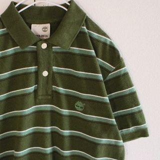 ティンバーランド(Timberland)のUS ティンバーランド 半袖 ポロシャツ M(ポロシャツ)
