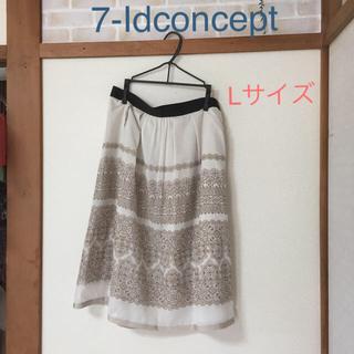 7-Idconcept. ワンコイン♡ サイズ40 美品スカート