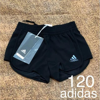 アディダス(adidas)の【120】新品 adidasアディダスショートパンツ(水着)
