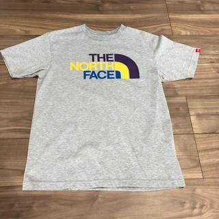 THE NORTH FACE - ノースフェイス Tシャツ グレー Lサイズ