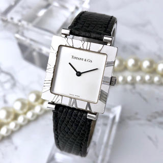 TIFFANY&Co □29K 時計 クォーツ ※ベルト・尾錠は社外品使用 ティファニー■18K ラウンド イエローゴールド