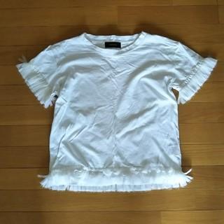 アメリカンラグシー(AMERICAN RAG CIE)のアメリカンラグシー フリルTシャツ(Tシャツ(半袖/袖なし))