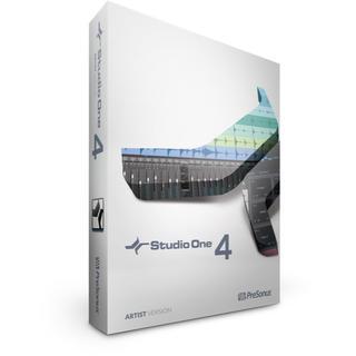 Studio One 4 Artist ダウンロード版(DAWソフトウェア)