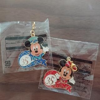 Disney - ディズニー35周年限定チャーム