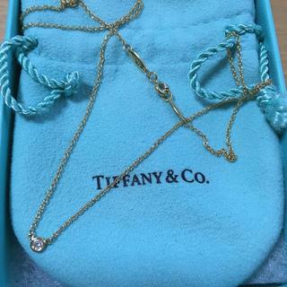 Tiffany & Co. - ティファニーバイヤザードネックレス☆